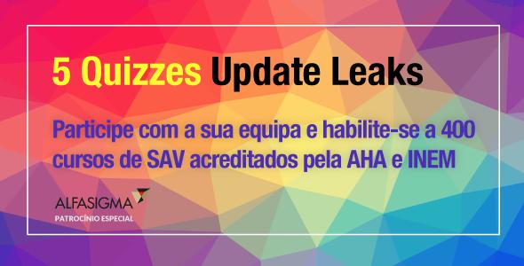 5 Quizzes Update leaks